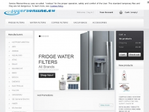 fridge water filter bl9808